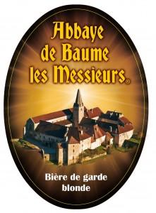 bière abbaye Baume les Messieurs
